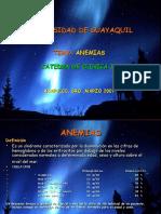 Anemias Jonathan Dominguez
