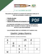 Tareas 1 Del 07 Al 11 ENERO 2019 ESTUDIO