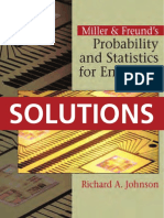 2130805046 Probability and Statistics for Engineers Solutions