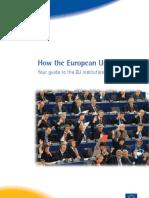 How the EU Works_2005