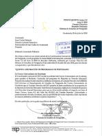 Aprobación Académica Acta 11-2018 Consejo Directivo SEP