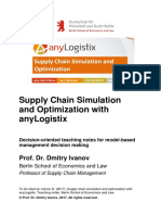 AnyLogistix Book Ivanov
