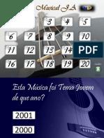 Vitrola Músical J.A