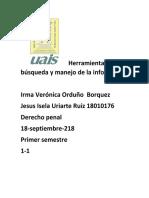 Trabajo Academico Isela Uriarte