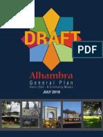 Alhambra General Plan 07-31-18_Draft