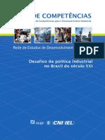 Livro - Desafios da Política Industrial no Brasil do Século XXI