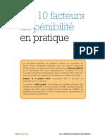 10 Facteurs de La Penebilité Au Travail (1)