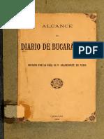 Alcance del Diario de Bucaramanga