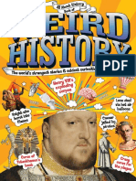 All About History - Book of Weird History