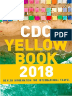 CDC 2018 Information for International Travel