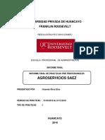 Informe Final Practicas PDF