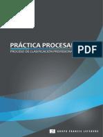eBook Practica Procesal Proceso de Clasificacion Profesional