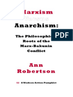 Marxism Anarchism