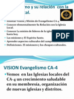 Evangelismo Con La Igl. Local