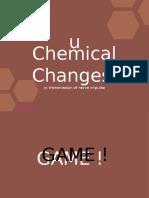 Chem Changes
