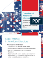 mots overview of american literature
