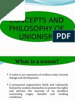 CNA as Apex of Unity