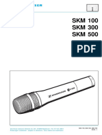 SKM 300 Service Manual