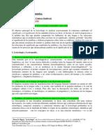 Guía de Lexicología Constestada Por Edwin Guillermo Pérez Flores