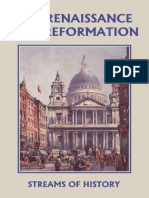 Ellwood W. Kemp - The Renaissance and Reformation