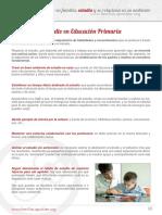 Tecnicas de estudio en educacion primaria