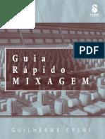 CYSNE - GUIA RÁPIDO DA MIXAGEM 5