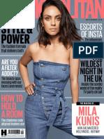 Vogue Latinoam 233 Rica - Abril 2018