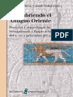 VIDAL - Reflexiones Historiográficas Sobre El Oriente Antiguo