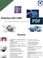 Sistemas CAD CAM