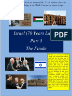 Israel (70 Years Later)