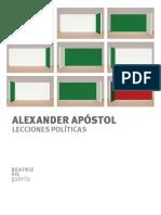 Alexander Apóstol. Lecciones Políticas  .pdf