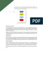Consulta ModelosTCP OSI