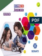 Catalogo Vacaciones Tecnologicas 2018