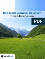 ScenarioTraining-TimeManagement