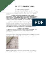 Blanca Fibras Textiles