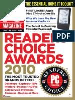 Pc Magazine 2010 October