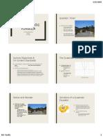 the quadratic formula presentation handout