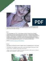 Estimativas de Crimes Violentos Contra Mulheres No Piauí