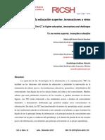 Dialnet-LasTicEnLaEducacionSuperiorInnovacionesYRetos-6255413