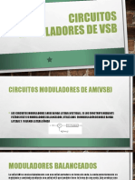 Circuitos Moduladores de Vsb