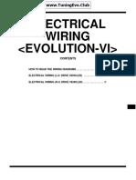 Evo 6 Wiring Diagrams