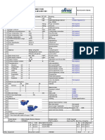 Data Sheet for Rotary Valve VRT-301 Rev.1