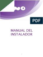 Manual Del Instalador