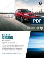 Proton x70 Brochure