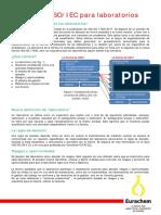 Eurachem Leaflet 17025 ES
