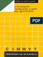 Manual Evaluación Económica
