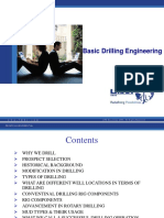 Basic Drilling Engineering