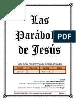 Parábola de Jesús # 01 - La Lampara Bajo El Almud