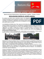 2010-10 Boletín La Antorcha