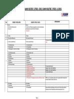 Matriks Perbedaan ISO IEC 17021 Dan 17021-1